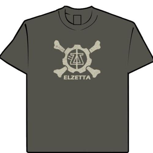 Elzetta Bones T-Shirt