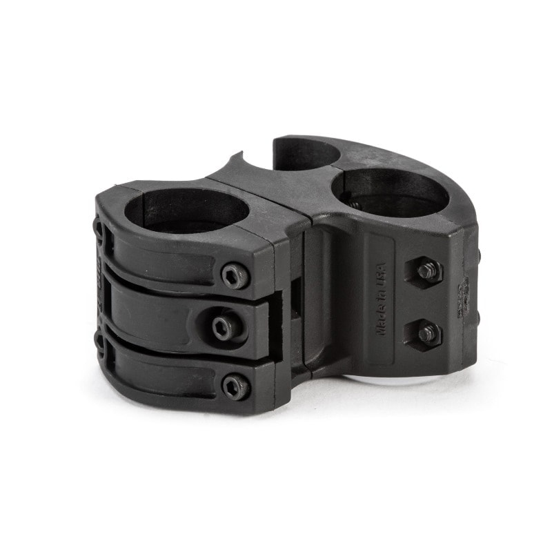 Elzetta ZSM Flashlight Mount uninstalled